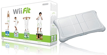 Wii Fit is released