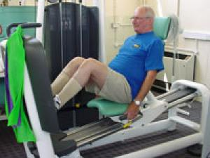 Supplements and Weights for Older People
