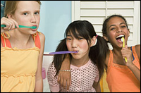 Taking Care of Kids Teeth