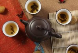 Wu-Yi Tea and Weight Loss