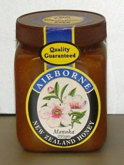 Manuka Honey - For Fighting Bacteria and Promoting Health
