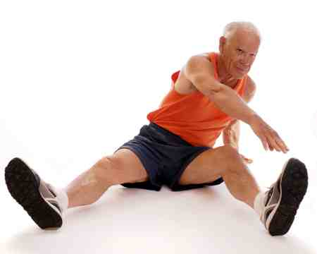 Exercise Myths - Older People should take it easy