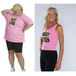 Past Biggest Loser Winners on Last Weeks Show