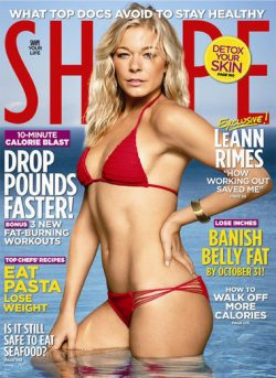 How did LeAnn Rimes Get Her New Body?