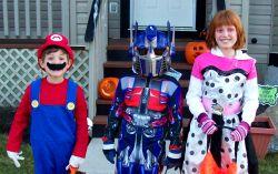 Halloween Arrives