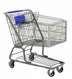 Bacteria on Shopping Carts