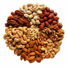 Raw Food Diet Nuts