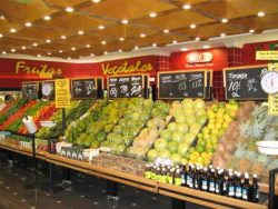 Healthier choices at the Grocery Store