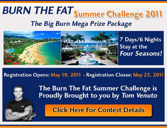 Weight Loss Contest for the Summer