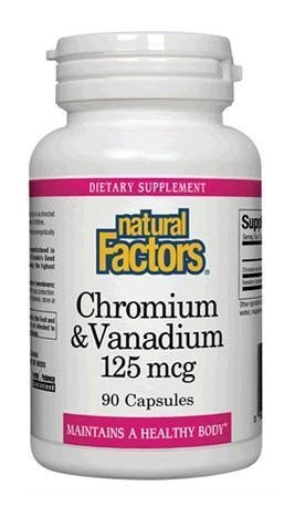 The Power Of Vanadium For Muscle Recovery