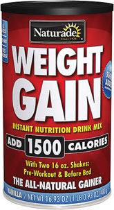 Naturade Weight Gain Instant Nutrition Drink