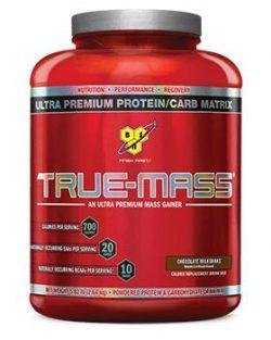 BSN True-Mass Ultra-Premium AM to PM Lean Mass Gainer Review