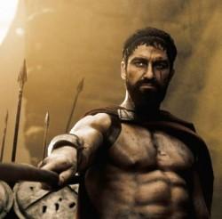 Men's Health Spartacus Workout