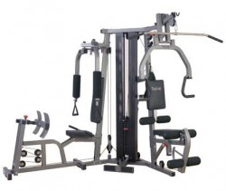 free weights or weight training machines