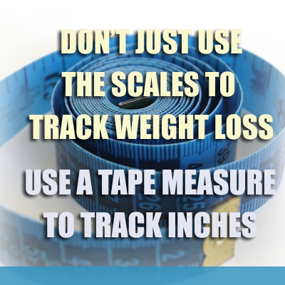Get Proof of Your Progress - Measuring and Tracking Weight Loss