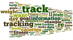 tracking fitness goals