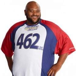 Ruben Studdard Biggest Loser 2013