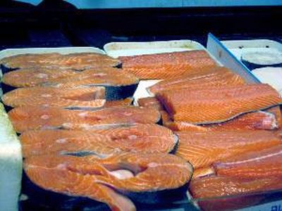Seafood is good - watch out for the mercury level