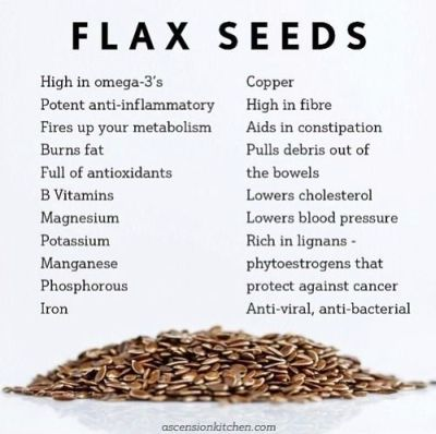 How To Eat More Flax Seed In Your Diet