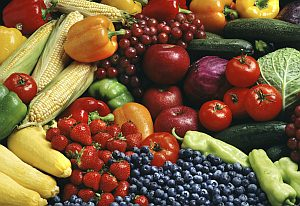 fruit vagetables