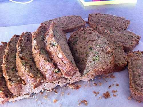 Fantastic Zucchini Bread