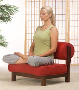 chair meditation