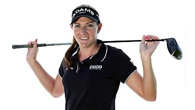 Brittany Lang - Pro Golfer Workout Regimen