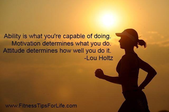 ability motivation atttitude