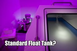 My First Float Tank Experience