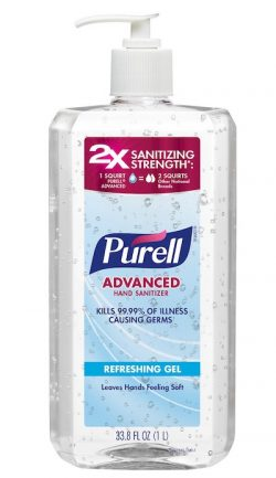 Don't Drink the Purell