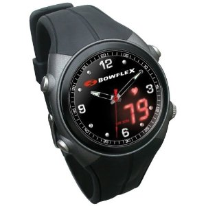 Bowflex Ana Digit Heart Rate Monitor Watch